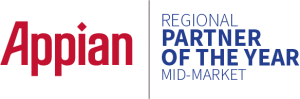 Appian Partner of the Year Logo