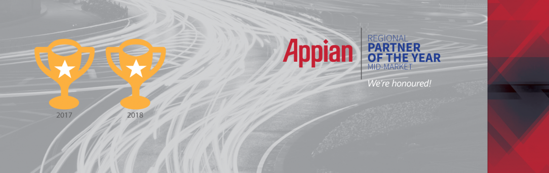 Appian Regional Partner of the year