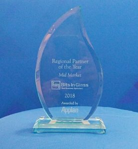 Appian Regional Partner of the Year Award
