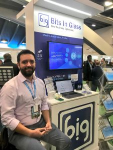 Bits In Glass Booth Dreamforce 2018