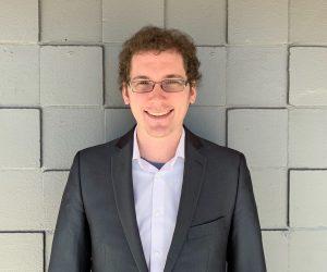 Aaron Emmert Headshot