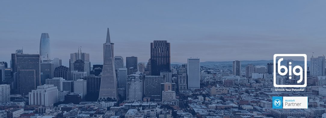 Bits In Glass attends MuleSoft CONNECT San Francisco! Visit the BIG team at our booth.